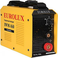 Сварочный аппарат инверторный IWM 160 Eurolux, сварочный инвертор