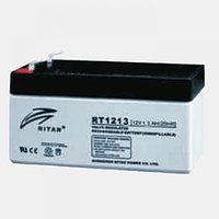 Аккумулятор Ritar RT1213(12В, 1.3Ач)