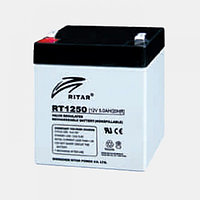 Аккумулятор Ritar RT1250(12В, 5Ач)