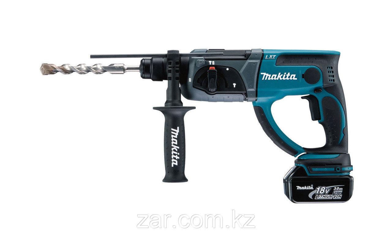 Аккумуляторный перфоратор Makita DHR202RFE