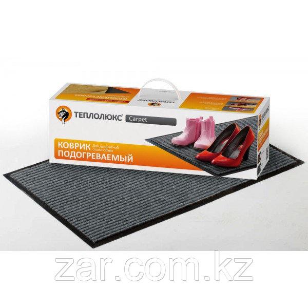 Теплый пол Carpet – коврик с подогревом