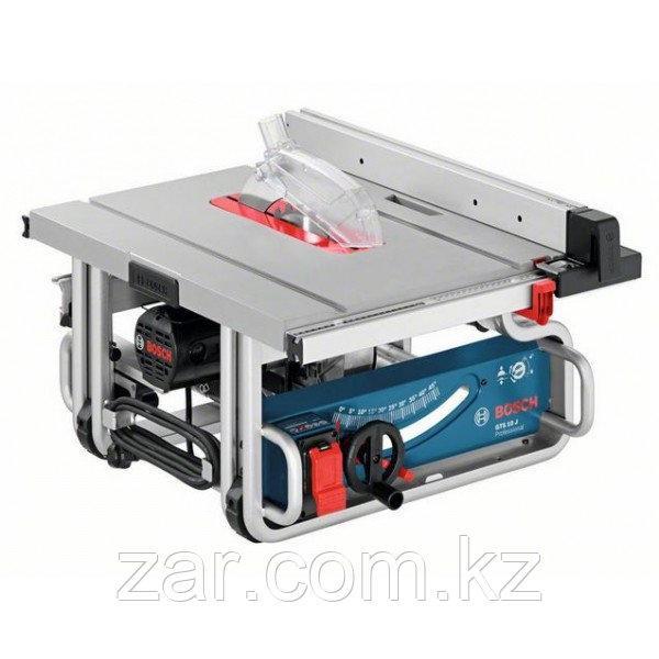 Настольная циркулярная пила GTS 10 J Professional