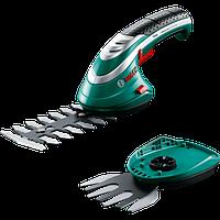 Аккумуляторные ножницы для травы и кустов Isio (комплект)