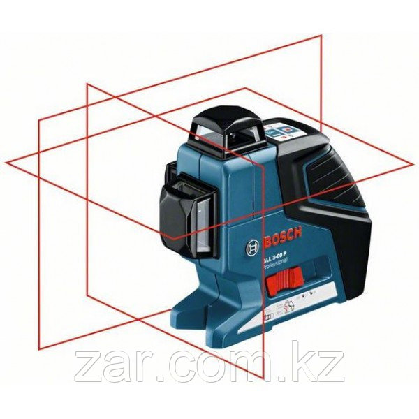 Построитель плоскостей GLL 3-80 P Professional