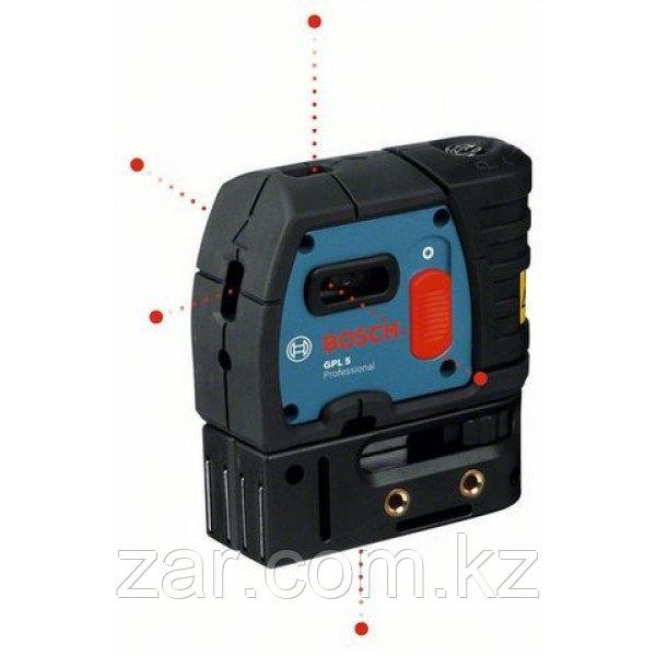 Лазерный отвес GPL 5 Professional
