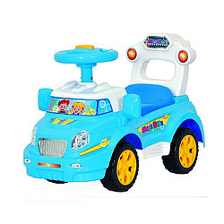 Машина-каталка Chilok Bo Toys Волшебная машинка синяя