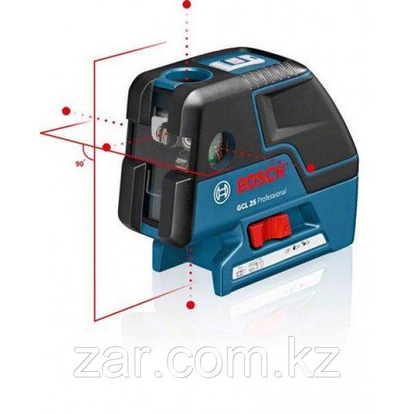 Лазерный отвес GCL 25 Professional