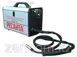 Сварочный аппарат инверторный полуавтоматический Ресанта САИПА 165, сварочный инвертор