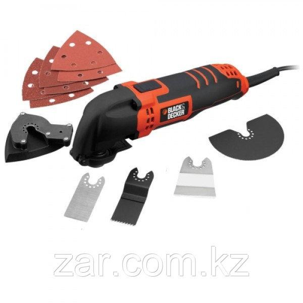 Инструмент многофункциональный BLACK&DECKER, MT300KA