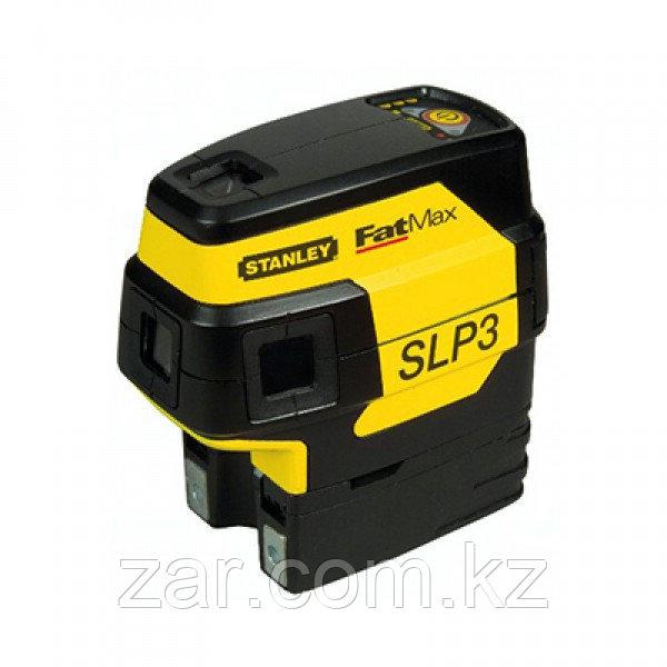 Лазерный построитель 3-х точечных проекций STANLEY, 1-77-318