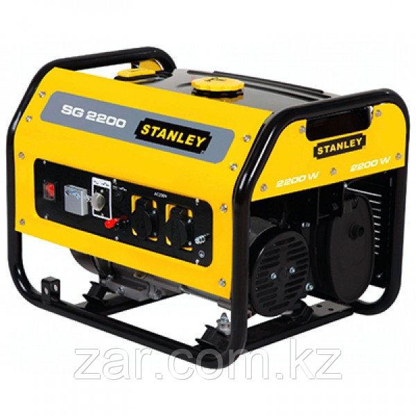 Бензиновый генератор STANLEY, SG2200
