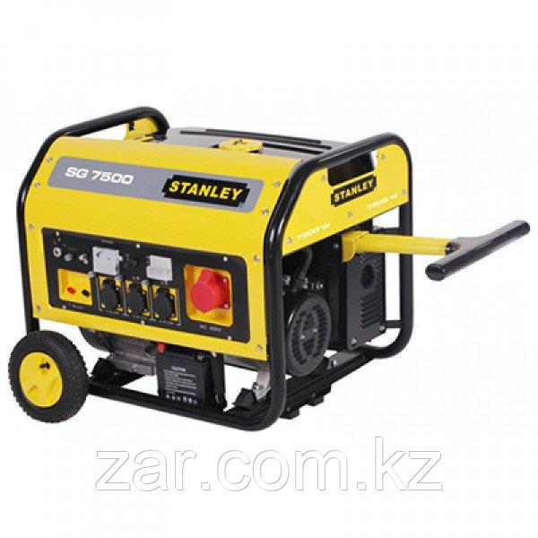 Бензиновый генератор STANLEY, SG7500