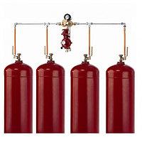 Газобалонная установка на 4 баллонов GOK (Ручная)
