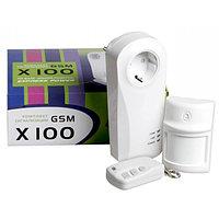 Комплект беспроводной gsm-сигнализации X100(Россия)