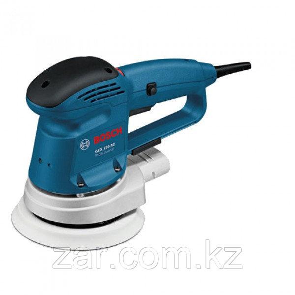 Эксцентриковая шлифовальная машина Bosch GEX 150 AC 0601372768