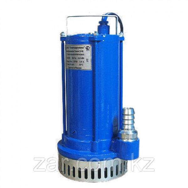 Насосы погружные для грязных вод ГНОМ 100-25