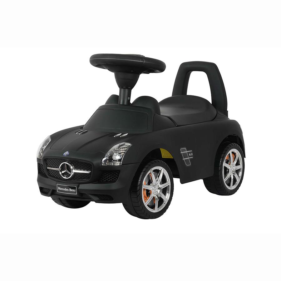 Детская каталка Chilok Bo Toys Машинка Мерс черный