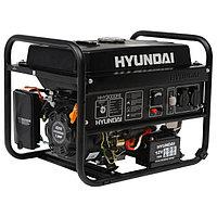 Бензиновый генератор Hyundai HHY 3000FE 2,6кВт