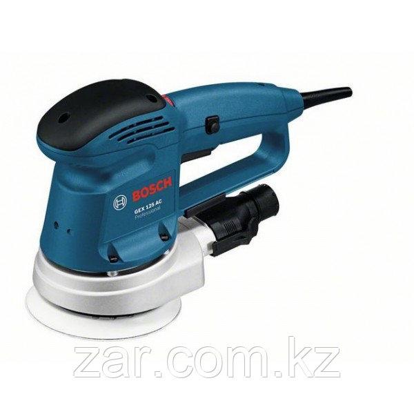 Эксцентриковые шлифмашины GEX 125 AC Professional