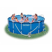 Каркасный бассейн Intex 28236 (457*122 см, с фильтром)