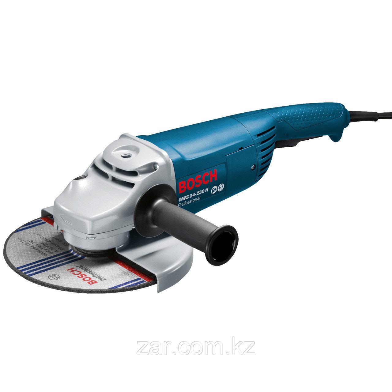 Угловая шлифмашина Bosch GWS 24-230 H 0601884103