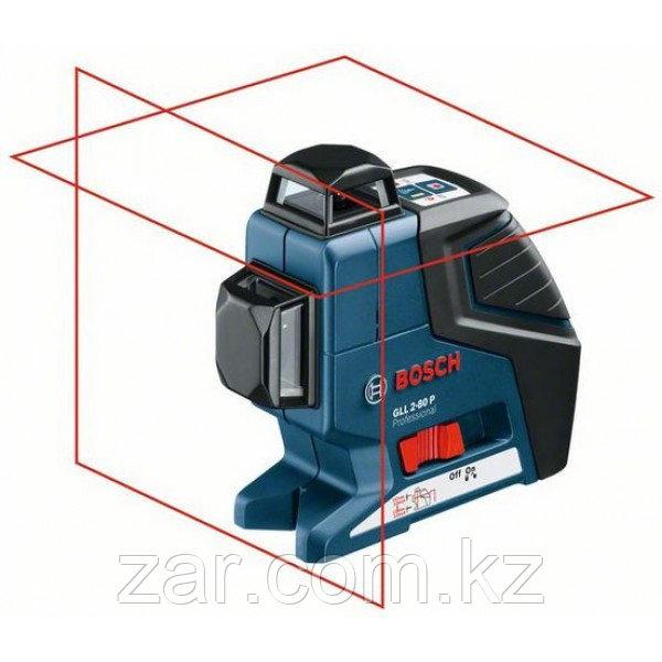 Построитель плоскостей GLL 2-80 P Professional