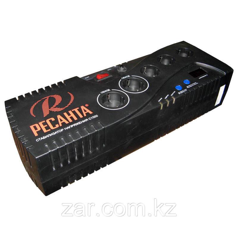Однофазный цифровой стабилизатор РЕСАНТА С1000