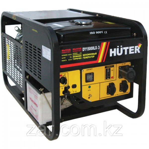 Электрогенератор - HUTER - DY15000LX-3