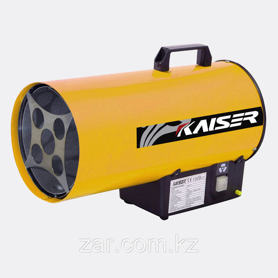 Газовая пушка Kaiser KEF-50 (50 кВт)