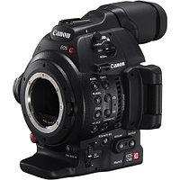 Canon EOS C100 Mark II Cinema Body EOS Camera