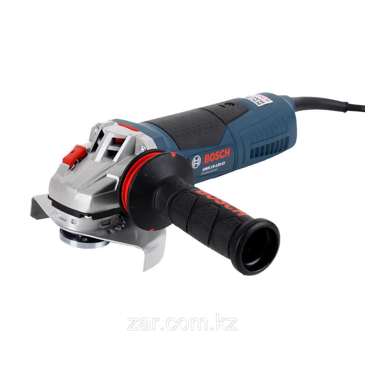 Углошлифмашина Bosch GWS 15-125 CIE 0601796003