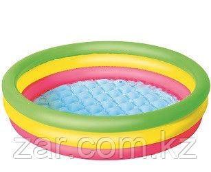 Надувной детский бассейн Bestway 51104 (102*25 см), Алматы