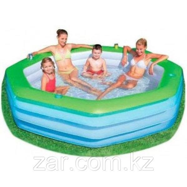 Надувной бассейн Bestway 54119 (251*51 см)