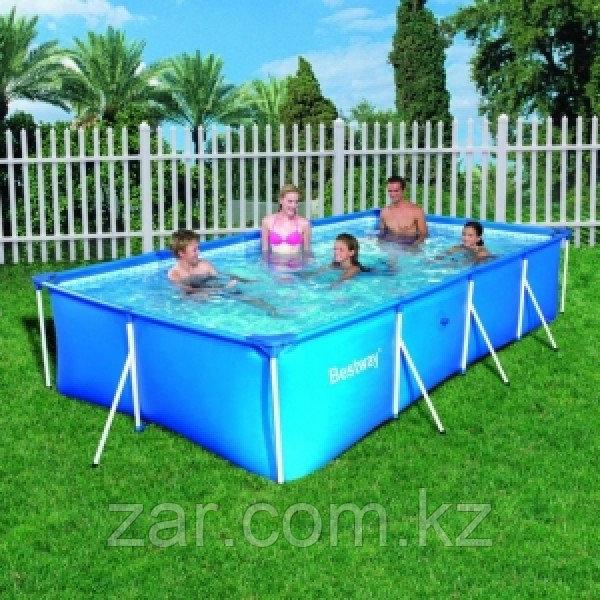 Каркасный бассейн Bestway 56044 (399*211*81 см)