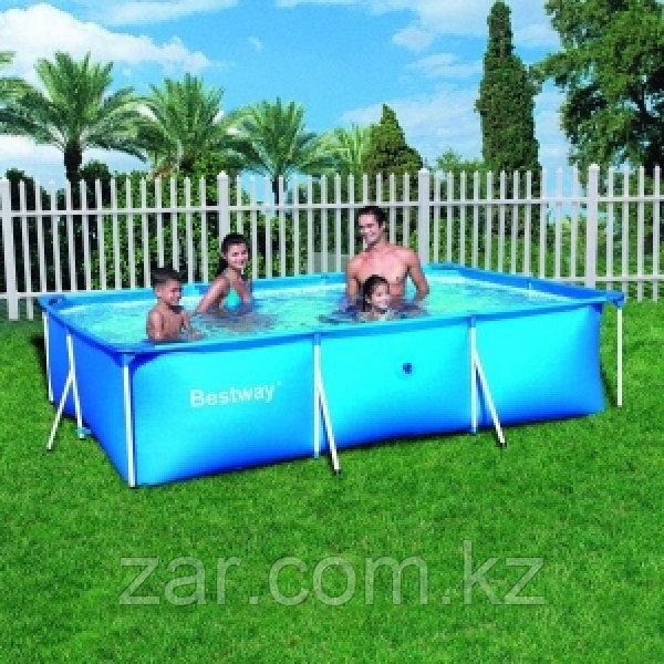 Каркасный бассейн Bestway 56043 (300*201*66 см)