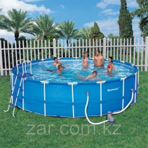 Каркасный бассейн Bestway 56462 (549*122 см)
