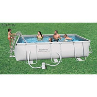 Каркасный бассейн Bestway 56252 (404*202*100 см)