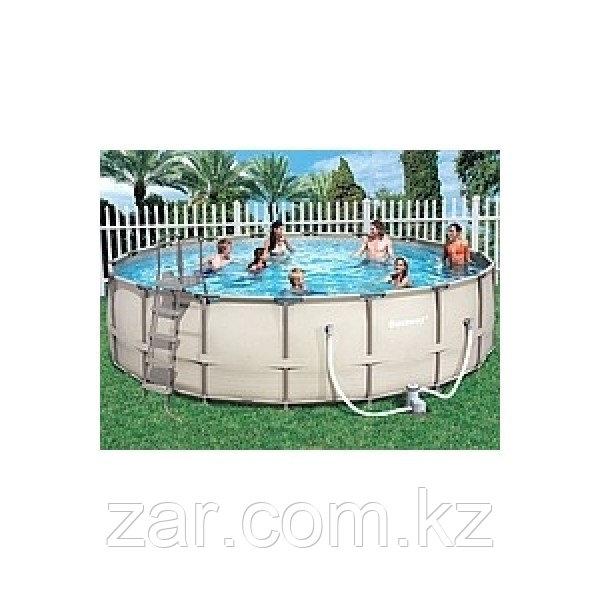 Каркасный бассейн Bestway 56451 (488*122 см)