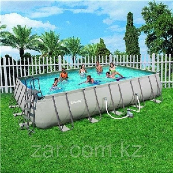 Каркасный бассейн Bestway 56278 (671*366*132 см)