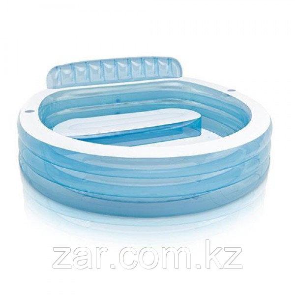 Надувной бассейн Intex 57190 (198*76 см)