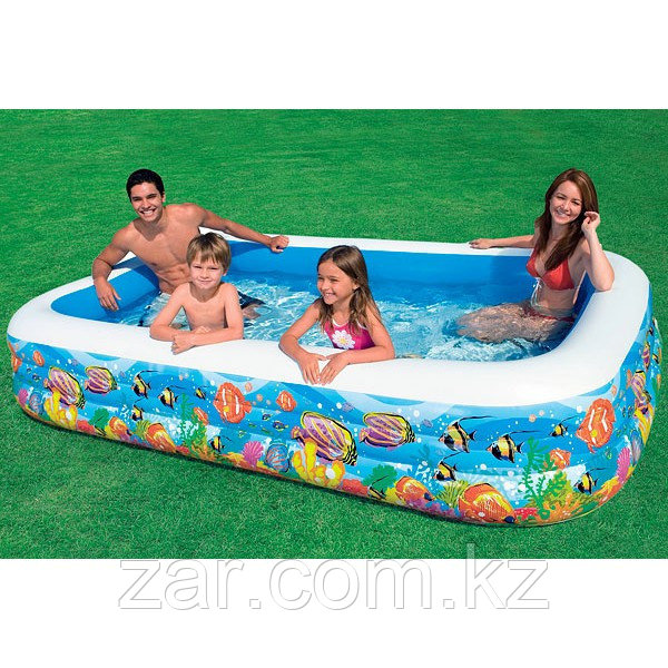 Надувной бассейн Intex 58485 (305*183*56 см)