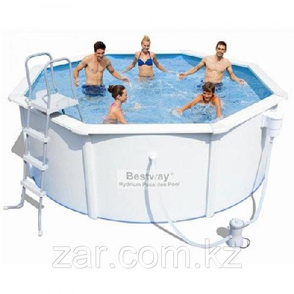 Каркасный бассейн Bestway 56292 (366*122 см)