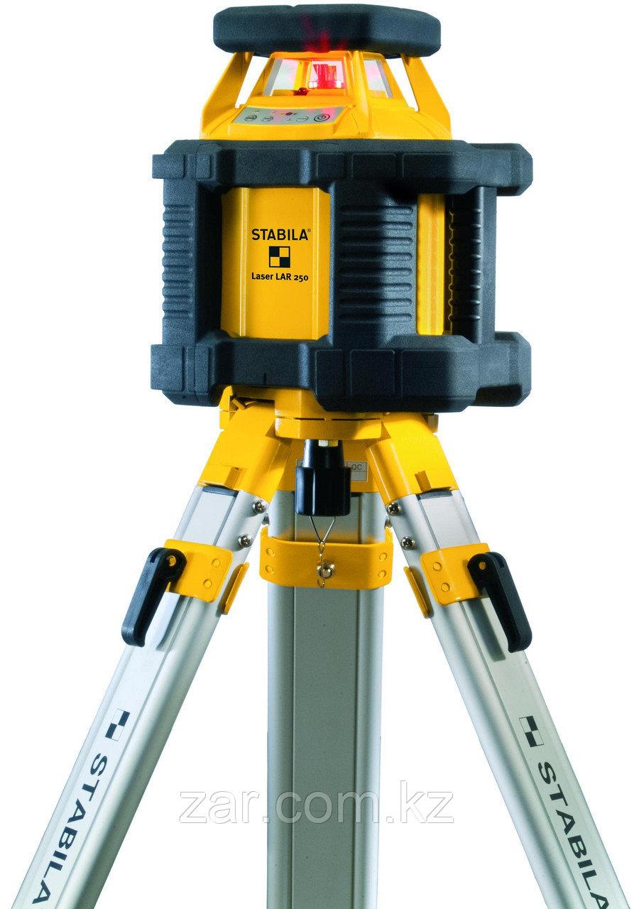 Нивелир лазерный ротационный Stabila LAR 250 Allround-Set