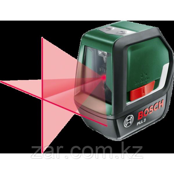 Лазерный нивелир PLL 2 EEU
