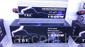 Инвертор TBE 1500W (чистый синус)
