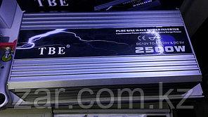 Инвертор TBE 2500W (чистый синус)