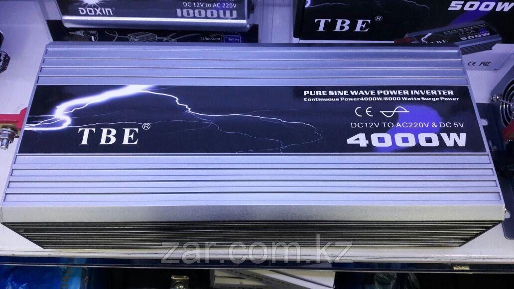 Инвертор TBE 4000W (чистый синус)