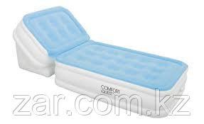 Надувная кровать-шезлонг Bestway 67386 (211*104*81 см)