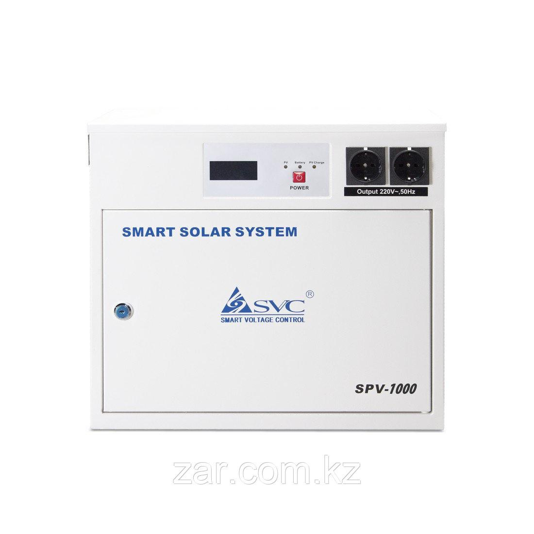 Инвертор для солнечных энергосистем SPV-1000