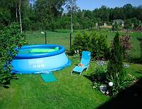 Надувной бассейн INTEX Easy Set Pool, 396 х 84 см (28143), фото 1